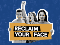 Reclaim your face - Petition