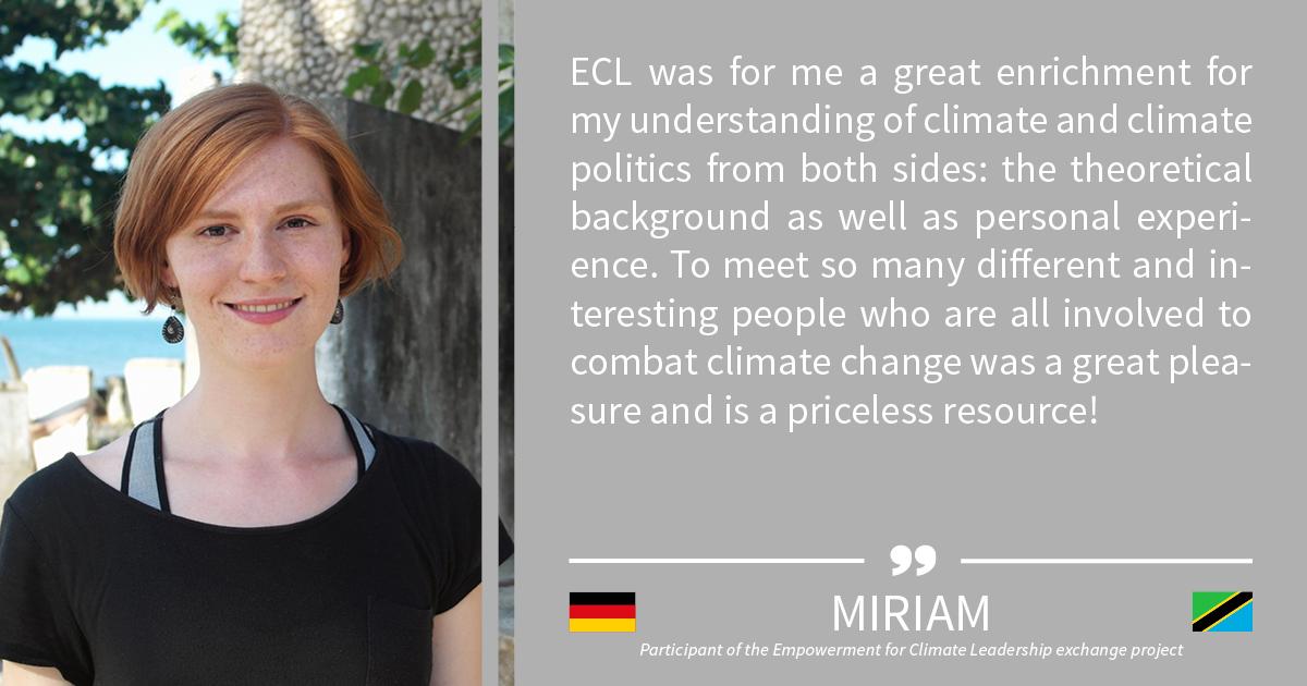 ECL Miriam