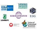 Logos G7 NGOs