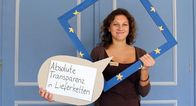 Anna, Teilnehmerin der Germanwatch-Strategietage