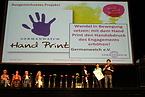 WeltWeitWissen 2018: Preisverleihung für den Hand Print