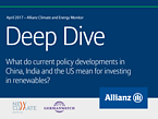 Cover - Deep Dive Allianz 2017