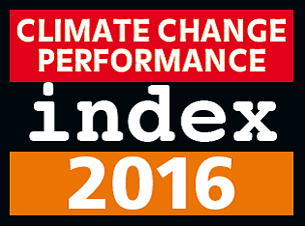 The Climate Change Performance Index 2016