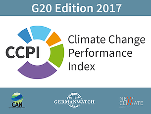 Climate Change Performance Index G20 Edition 2017