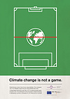 Picture: Poster Climate Change is not a Game
