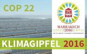 Germanwatch zur COP 22
