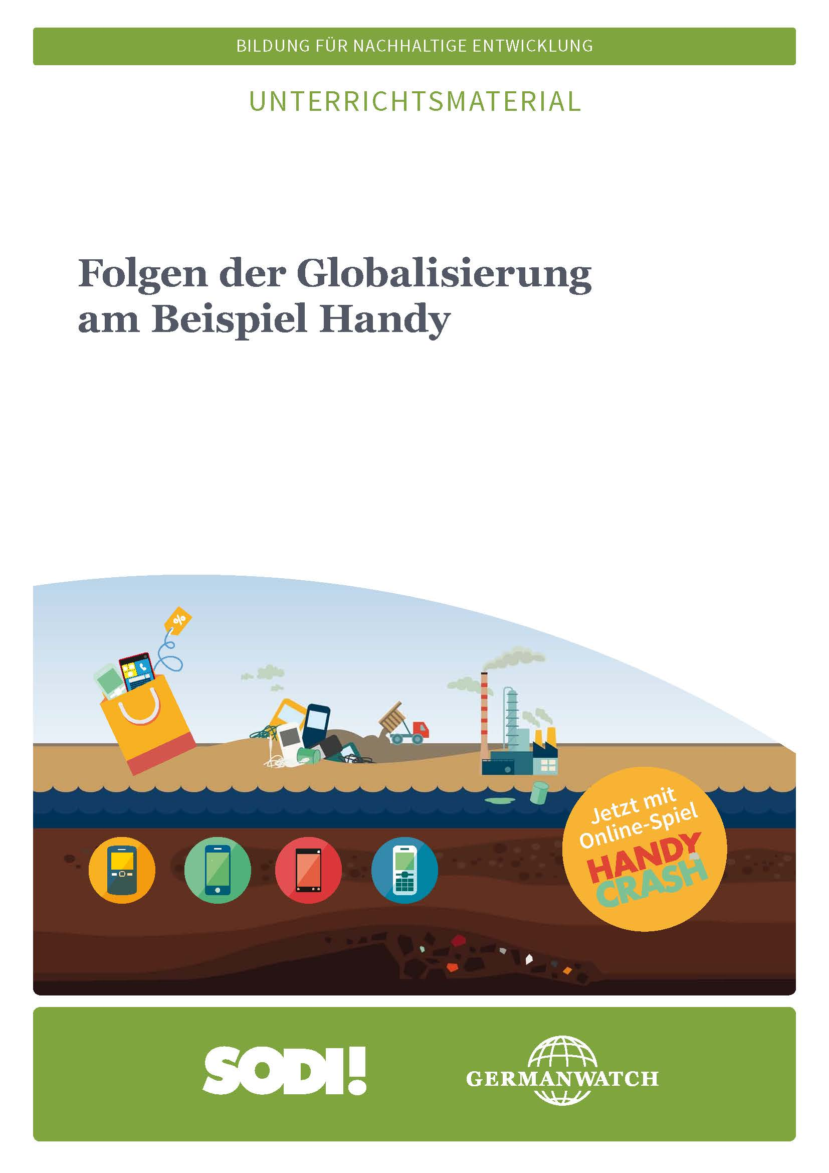 Cover Globalisierung Handy