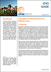Cover Lima Climate Finance Guide