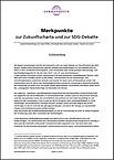 Cover: Bewertung Koalitionsvertrag CDU, CSU und SPD