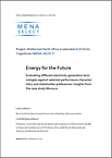 Cover: Energy for the Future