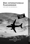 Deckblatt: Arbeitsblätter: Der internationale Flugverkehr und der Klimawandel