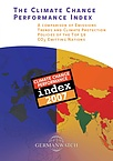 Deckblatt: Climate Change Performance Index 2007