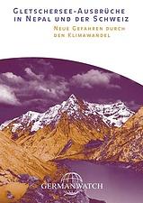 Deckblatt: Gletschersee-Ausbrüche in Nepal und der Schweiz