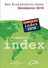 Deckblatt: Klimaschutz-Index 2010