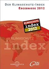 Deckblatt: Klimaschutz-Index 2012