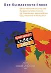 Deckblatt: Klimaschutz-Index 2007