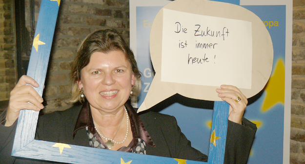 Dr. Heike Kuhn, EJE-Abschlussveranstaltung