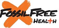 Logo Fossil Free Health