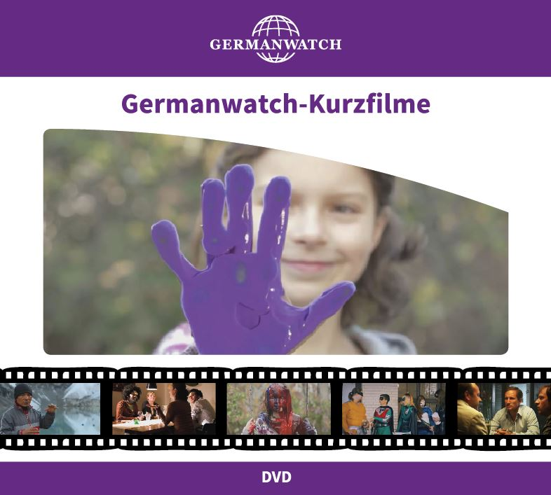 Cover: DVD Germanwatch-Kurzfilme