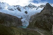 Weitblick-Bild 3/14: Gletschersee