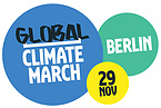 Logo: Climate March Berlin 2015