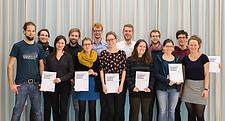 Gruppenbild Nachhaltige Hochschule