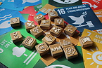 Bild: SDG-Stempel für den Kirchentag
