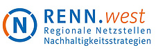 Logo: RENN.west