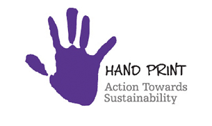 Hand Print - Action Towards Sustainability