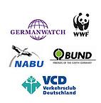 Logos GW-WWF-BUND-NABU-VCD