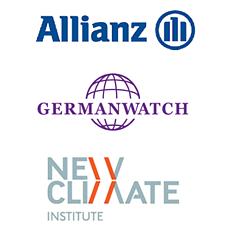 Logos Allianz, Germanwatch, NewClimate Institute