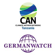 Logos Germanwatch und CAN Tanzania