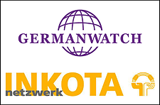 Logos Germanwatch und Inkota