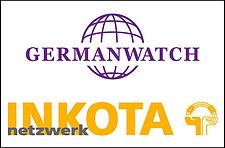 Logos Germanwatch und Inkota