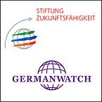 Logos Germanwatch und Stiftung Zukunftsfähigkeit