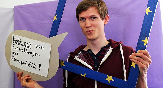 Michael, Teilnehmer Europatag