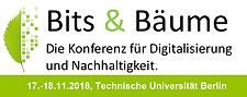 Bits & Bäume Konferenz 2018