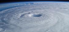 Titelbild: Klima, Wirbelsturm