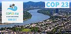 Slider: COP23, Bonn 2017