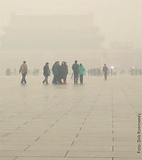 Weitblick-Bild 3/14: Smog Shanghai