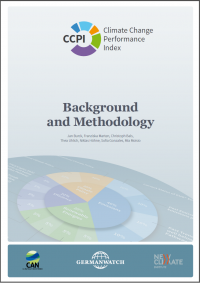 Cover: CCPI 2018 Background and Methodology
