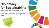 Diplomacy for Sustainability