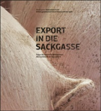 Cover Export in die Sackgasse