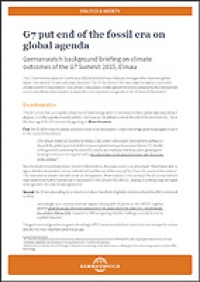 Cover G7 brief analysis