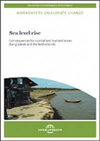 Cover Sea level rise