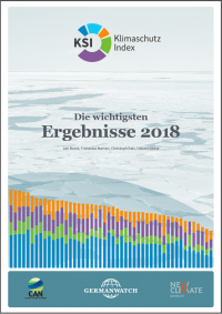 Cover: KSI 2018 Arbeitsdokument