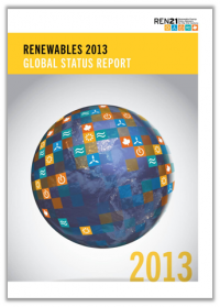 Cover Global Status Report 2013