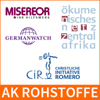 Logos-AK-Rohstoffe-CiR,-Germanwatch,-oek,-Misereor