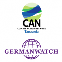 Logos Germanwatch und CAN Tanzania