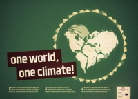 Picture: Poster One World - One Climate
